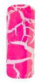 Crackle lak na nehty Pink